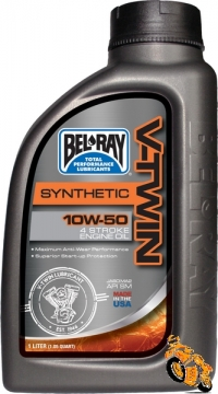 V-Twin Synthetic 10W50