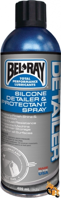 Silicone Detailer & Protectant Spray